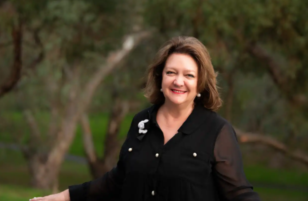 Gina Rinehart is on track to extend the life of Atlas Iron operations by up to six years